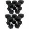 Sada jednoručních činek TUNTURI Hexa 12-20 kg (5 párů)